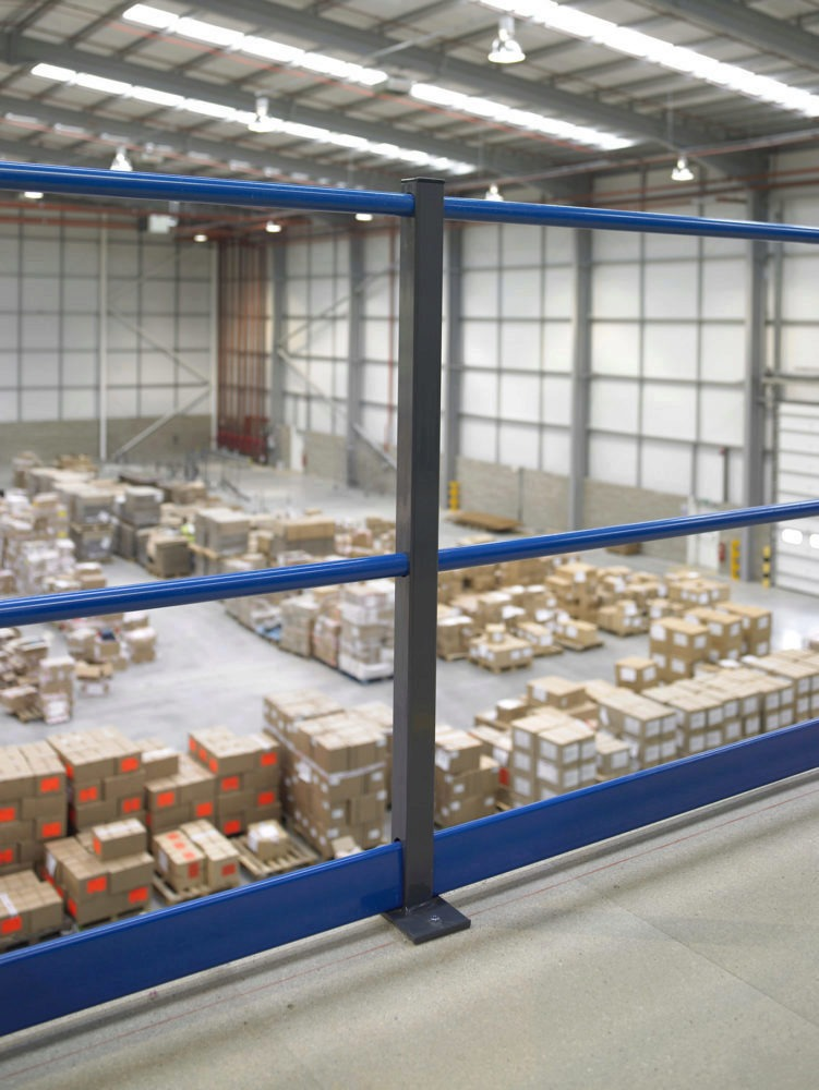 Custom-designed mezzanine floors to suit your precise Budget