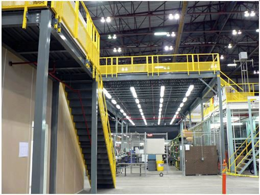 Custom-designed mezzanine floors to suit your precise Function