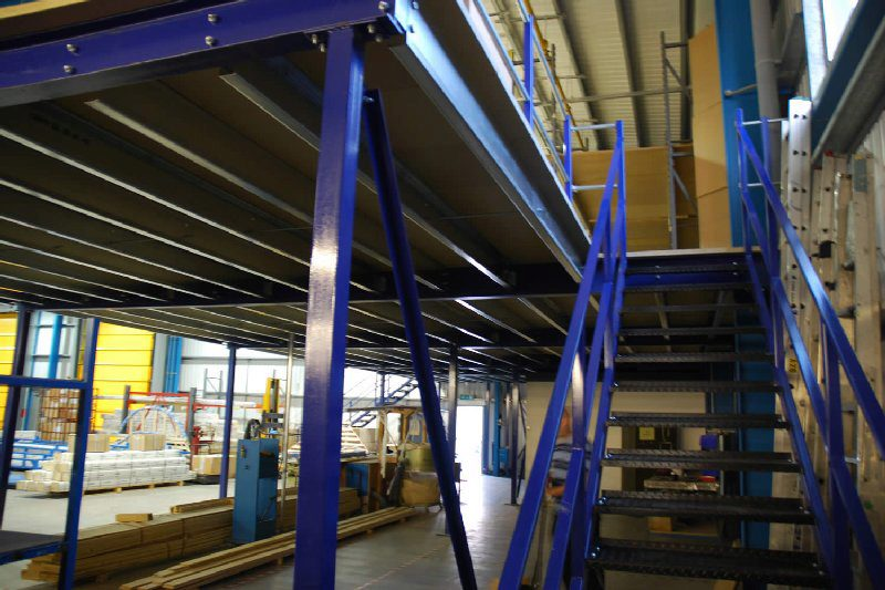 Mezzanine Floor Construction