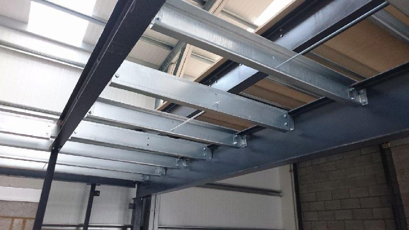 Mezzanine Floor Main Beams