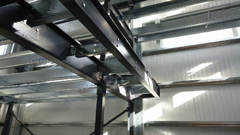 Mezzanine Floors Stuctural Connections
