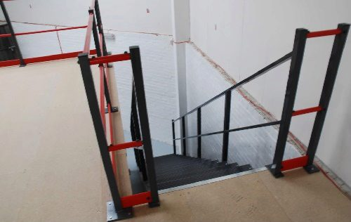 A Rack Supported Mezzanine Floor makes better use of your existing space