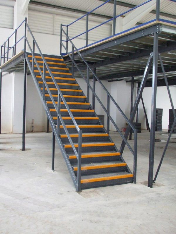 Single-tier Mezzanine Floor