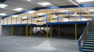 Manufacturing Mezzanines