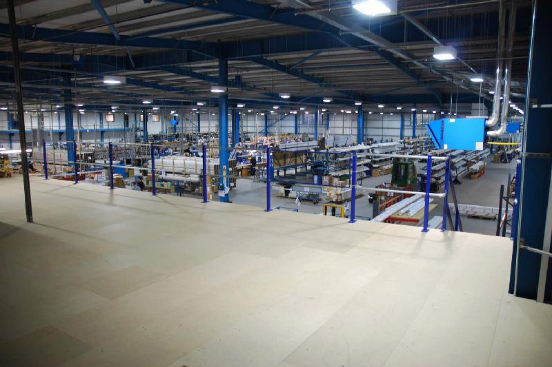 Factory Mezzanine Floors