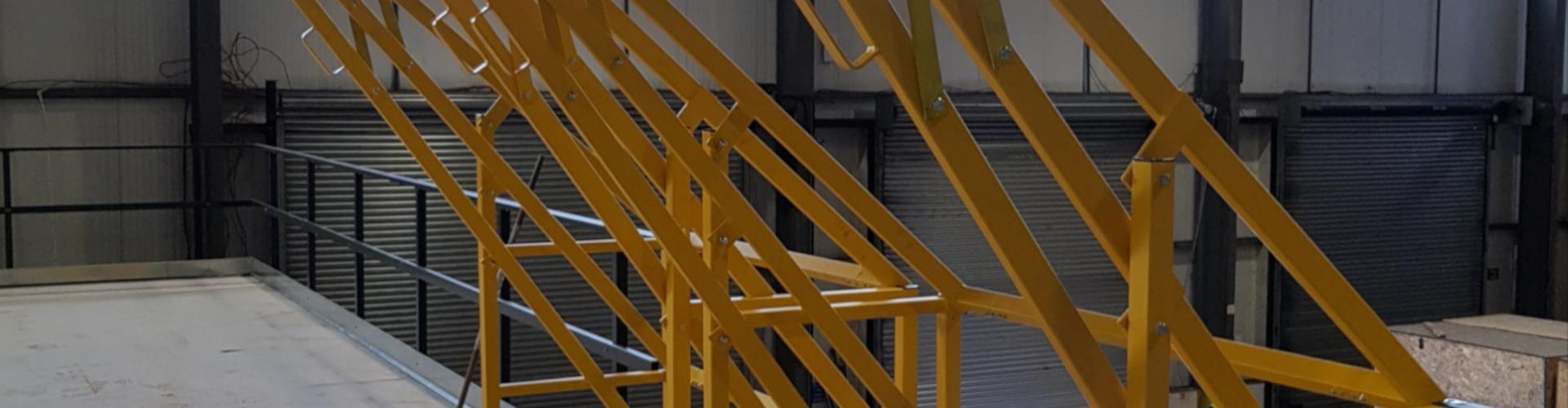 Up & Over Pallet Gates