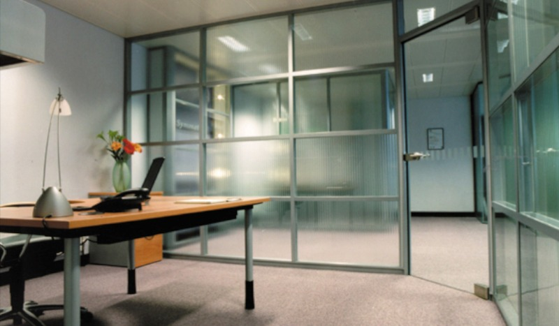 Mezzanine Floors with Offices