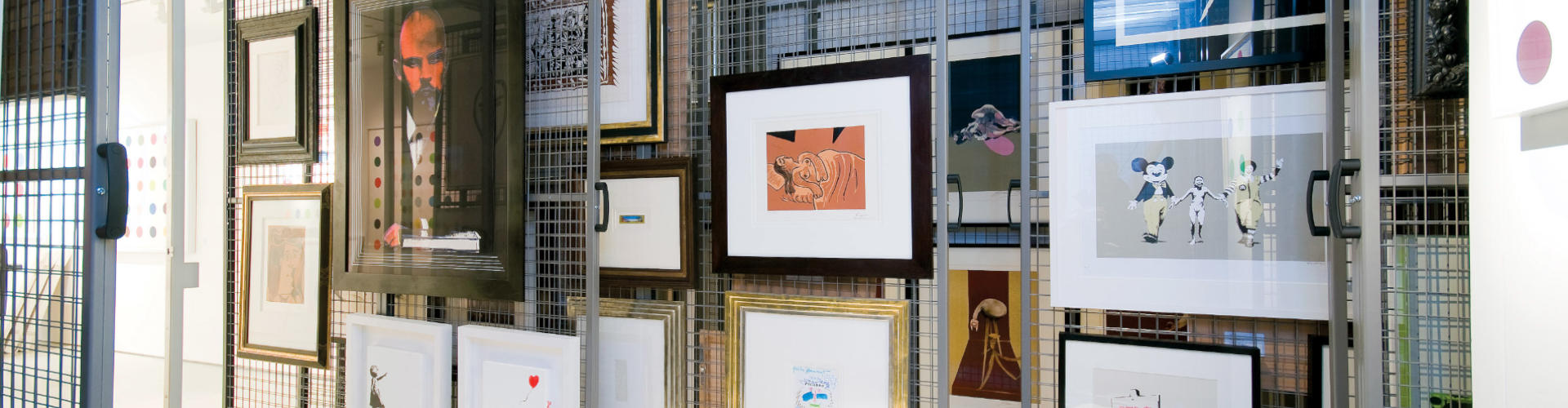 Art Gallery Mezzanine Floors